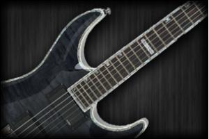 Elektromos gitár fotó